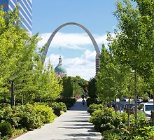 St Louis Arch 2 by jrphotography05