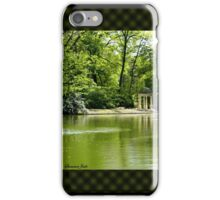 The Temple of Love at Longwood Gardens iPhone Case/Skin