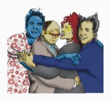 The Uncanny Seinfeld by capperflapper