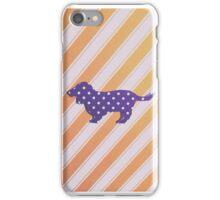 Basset Hound -Puppy Love 1 iPhone Case/Skin