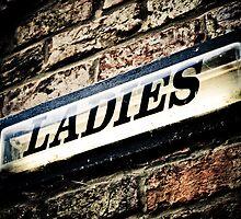 Ladies by Jonathon Wilson