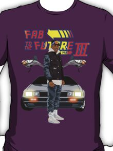 Fabolous Back To The Future III T-Shirt