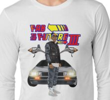 Fabolous Back To The Future III Long Sleeve T-Shirt