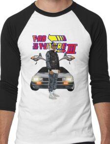 Fabolous Back To The Future III Men's Baseball ¾ T-Shirt