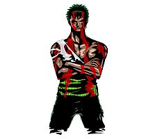 Zoro Tough Photographic Print