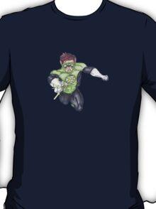 Superheros- Green Lantern x French Bulldog T-Shirt