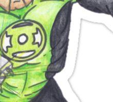 Superhero x French Bulldog 5 of 11 series 2 Sticker