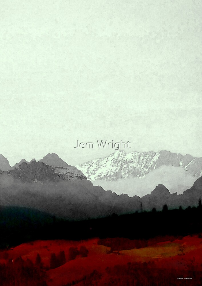 Alps Exp by Jem Wright