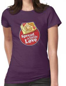 Buddha Butter Womens Fitted T-Shirt