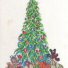 Holiday Memory's Tree by James Peele