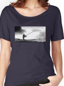 Thoreau Women's Relaxed Fit T-Shirt