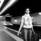 Subway Girl by TrentReznor