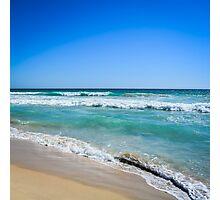 Beach. Photographic Print