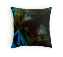 Was Strong Throw Pillow