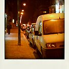 Faux-polaroids - Travelling (19) by Pascale Baud