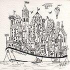 Leisure City by James Peele
