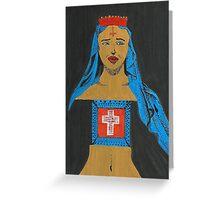 Boxed Deity Greeting Card