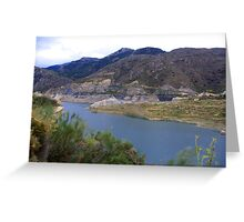Landscape in Spain Greeting Card
