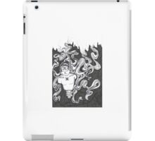 Girl and Spine, Pt. 1 iPad Case/Skin