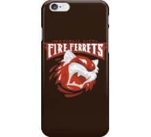 Republic City Fire Ferrets iPhone Case/Skin