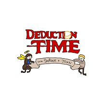 Deduction Time! by TheFandomBunker