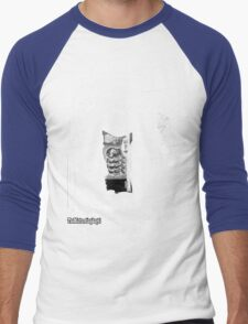 The Secret Chiefs [05 - for Black T-shirts] Men's Baseball ¾ T-Shirt