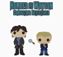 Holmes and Watson Kids Clothes
