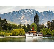 The Earnslaw Photographic Print