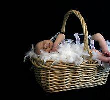 Sleeping Angel by Ann Rodriquez