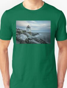 Castle Hill Lighthouse at Sunset Unisex T-Shirt