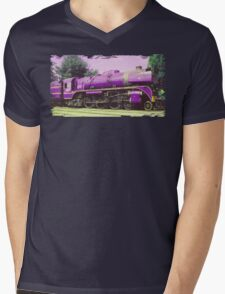 Locomotive Brick Wall  T-Shirt