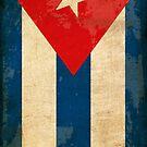 Cuban Flag — World Flag Series by marcodeobaldia
