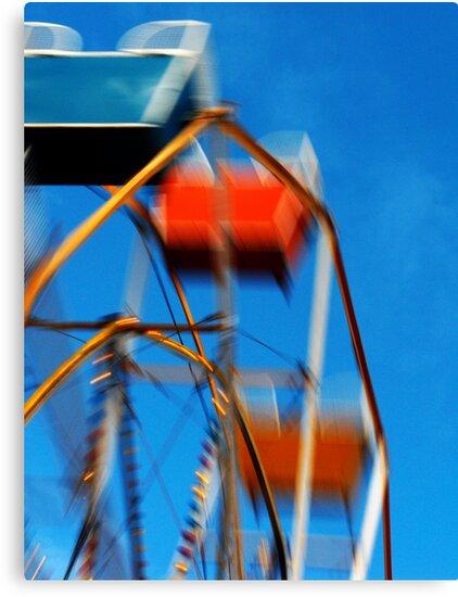 Ferris Wheel by PaulBradley