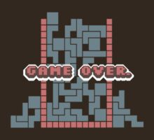 Game Over. by blindmikey