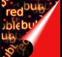 Red Bubble Challenge by Adrena87