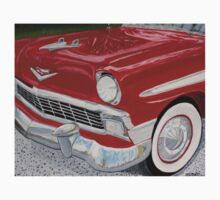 Chrome King, 1956 Chevy Bel Air Baby Tee