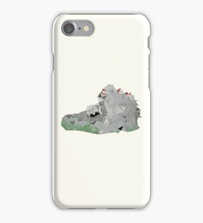 Nike Yeezy 2 Poster iPhone Case/Skin