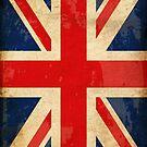 Great Britain  Flag — World Flag Series by marcodeobaldia