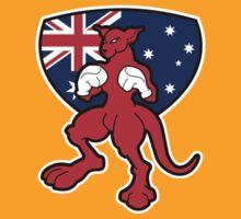Boxing Kangaroo Australia by BoxingRoo