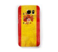 Spain Flag — World Flag Series Samsung Galaxy Case/Skin