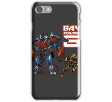 Bay Former Six iPhone Case/Skin