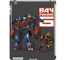 Bay Former Six iPad Case/Skin