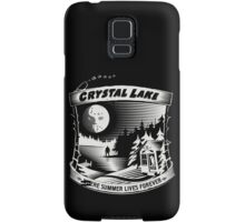 Camp Crystal Lake: Where Summer Lives Forever Samsung Galaxy Case/Skin