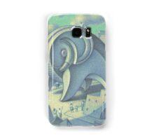 Archipenko rides his Elephant Samsung Galaxy Case/Skin