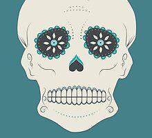 Sugar Skull by colourstudio