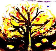 The Burning Bush by DNVR