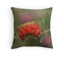 inflorescence Throw Pillow