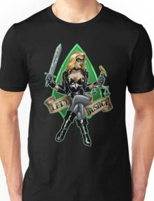 Lady Justice Unisex T-Shirt