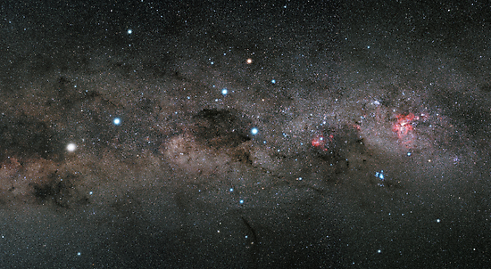 Southern Cross by Phil Hart
