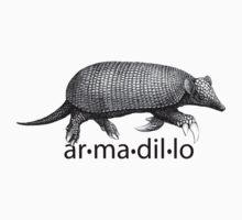 Armadillo by Zehda